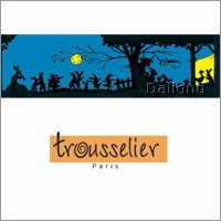 Trousselier theme cylinder shadow play (after 2007)