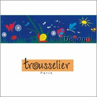 Trousselier theme cylinder butterfly (after 2007)