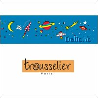Trousselier theme cylinder space (after 2007)