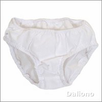 Underpants for Little Rubens dolls