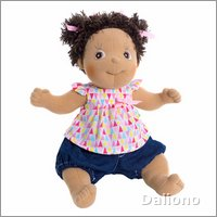 Rubens Kids doll Mimmi (new) by Rubens Barn