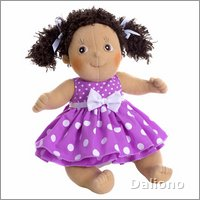 Rubens Kids doll Clara (new) by Rubens Barn