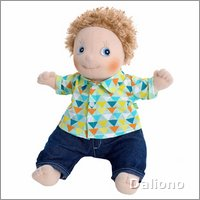 Rubens Kids doll Oliver (new) by Rubens Barn