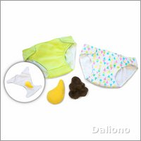 Diaper set for Rubens Babys by Rubens Barn