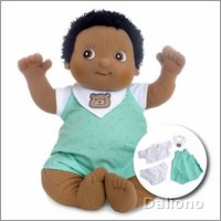 Rubens Baby doll Nils by Rubens Barn (NEW)