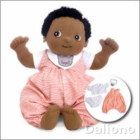 Rubens Baby doll Nora by Rubens Barn (NEW)