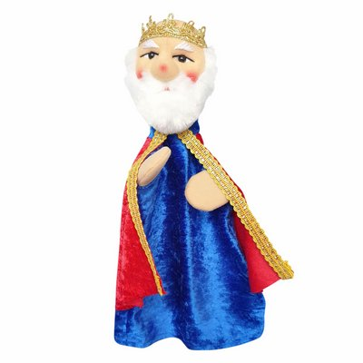 Hand puppet king - KERSA classic