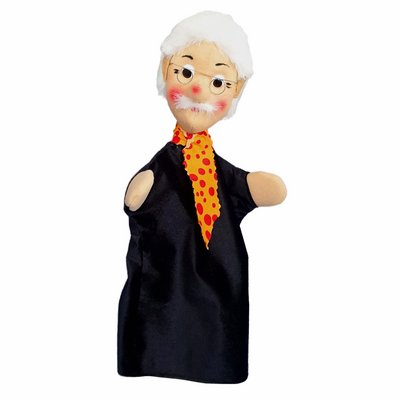 Hand puppet Papa Gepetto - KERSA classic