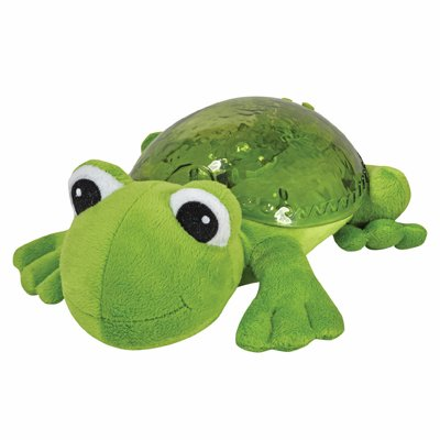 Tranquil frog magic LED night light - by cloud b