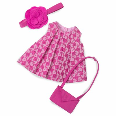 Outfit rose garden for Rubens Cutie dolls