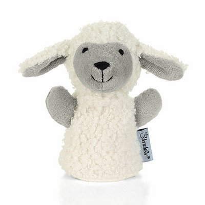 Sheep Stanley - finger puppet by Sterntaler