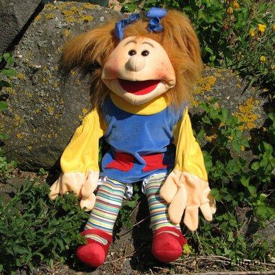 Living Puppets Handpuppe Lotta - W067 - Handpuppen Shop