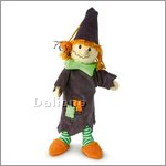 My first hand puppet witch - Egmont Toys