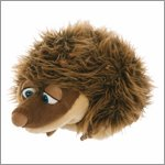 Living Puppets hand puppet Sören the hedgehog