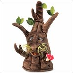 Folkmanis hand puppet enchanted tree