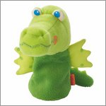Dragon White - finger puppet by HABA