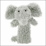 Elefant - Jellycat Fingerpuppe Jungle Bobtail Elephant