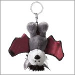 Beaniebag-keyring bat Sir Simon by Nici