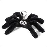 Beaniebag-keyring spider by Nici