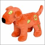 Soft toy dog Henri - the lovely seven by Spiegelburg