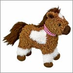 Soft toy pony Paco - my little pony farm by Spiegelburg