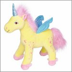 Soft toy unicorn Vanilla - princess Lillifee by Spiegelburg