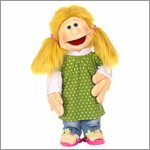 Living Puppets hand puppet Philine