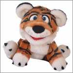 Living Puppets hand puppet Paco the tiger