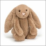 Bashful Biscuit Bunny Small - cuddly toy from Jellycat