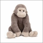 Gregory Gorilla Medium - cuddly toy from Jellycat
