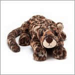 Livi Leopard Large - cuddly toy from Jellycat