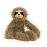 Bonbon Sloth - cuddly toy from Jellycat