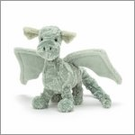 Drake Dragon Little - cuddly toy from Jellycat